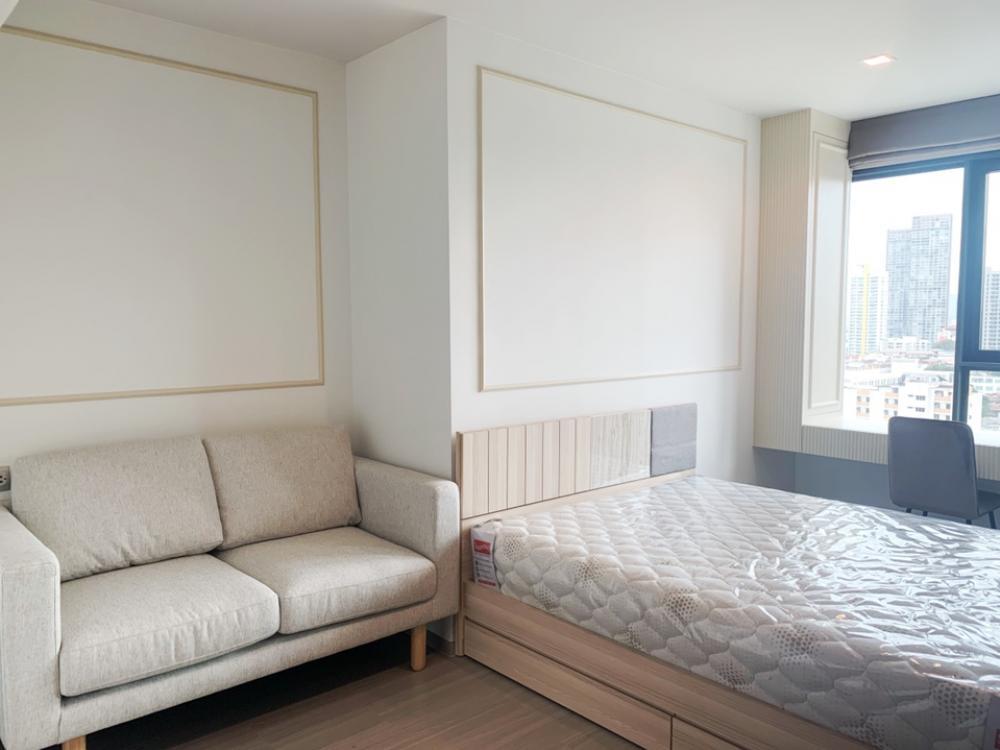 For RentCondoLadprao, Central Ladprao : [Owner Post] For rent Life Ladprao studio 28.5 sqm Building B 📍